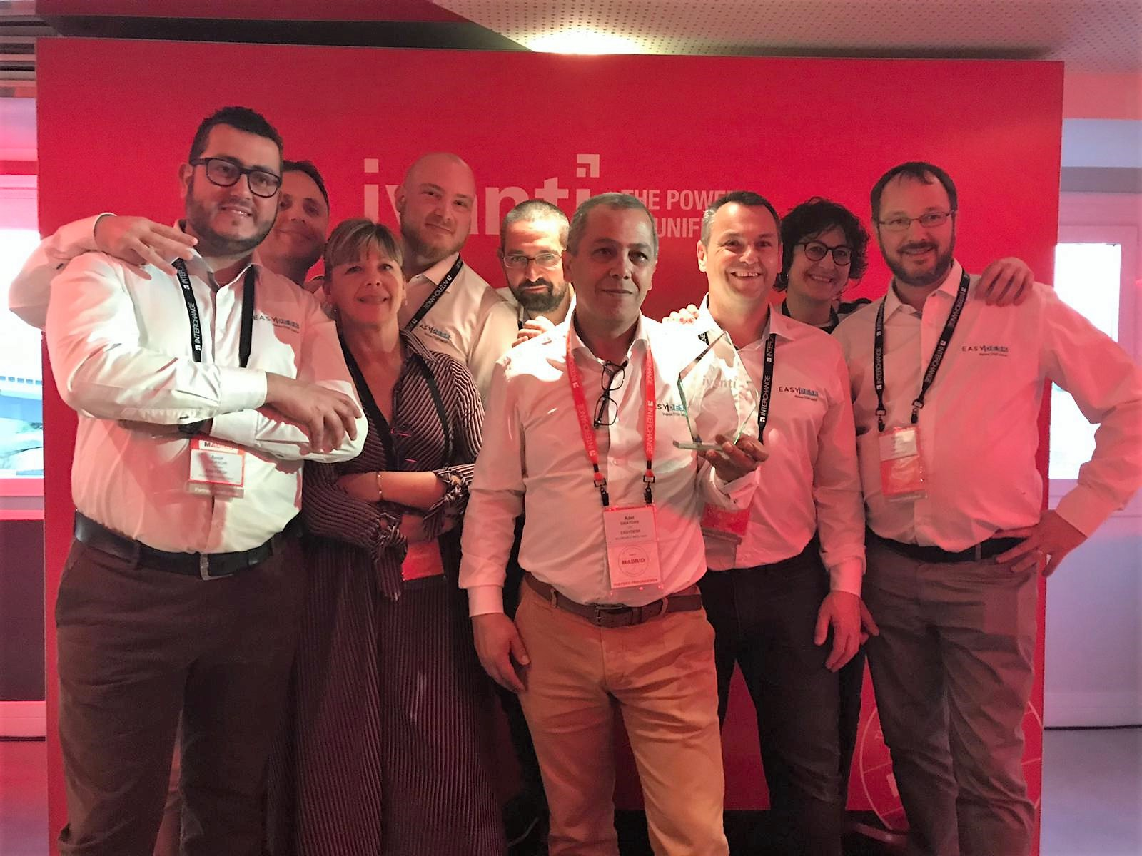 EASYDESK-TEAM-INTERCHANGE-IVANTI-2019